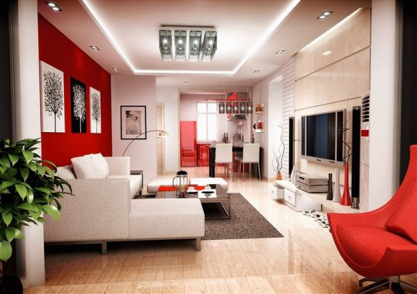 Modern-Living-Room-Wall-Lighting-Ideas