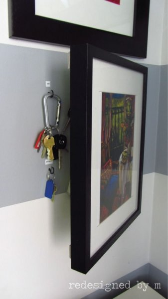 hidden-key-storage